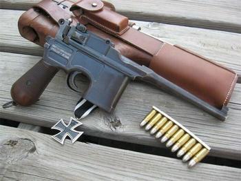 «Тевтонская троица»: лучшие немецкие пистолеты первой половины XX века