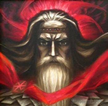 Ведайте, люди, что каждый потомок Древних Богов должен иметь Родовую Веру, ясный Разум, пытливый Ум, любящее и храброе Сердце, чистую Совесть, сильные Руки и крепкую Волю.