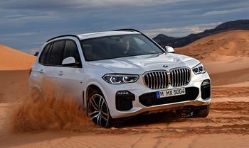BMW X5 2019 – БМВ Х5 4-го поколения