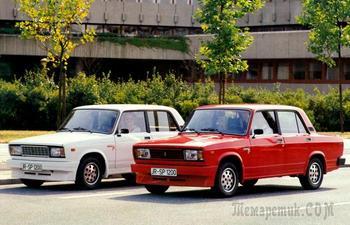 5 советских автомобилей, которые продавались за границей, нашим людям они не доставались