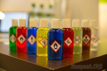 Химические вещества, опасные для жизни