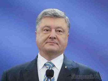 Дребезжащая речь в пустом зале: немецкие СМИ оценили выступление Порошенко