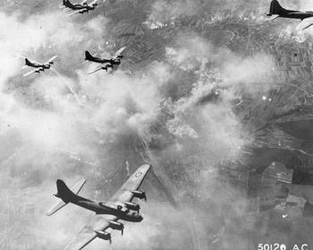 Оружие Второй мировой. Тяжёлые бомбардировщики