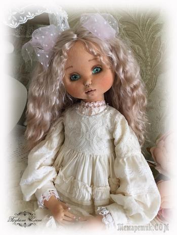 Ариша, коллекционная авторская кукла