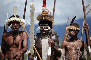 Загадочные племена у которых есть сверхспособности