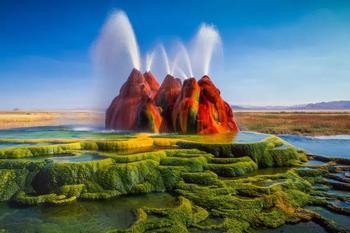 Лучший художник — природа: потрясающе красивые места в разных уголках планеты