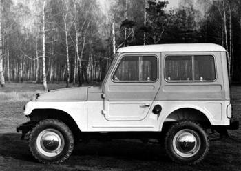 Москвич-2150 – внедорожник, который мог бы стать достойной заменой «Нивы»