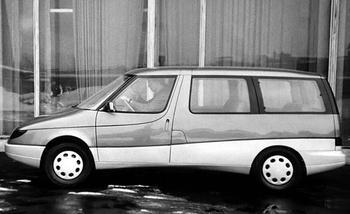 Необычные проекты советских автопроизводителей