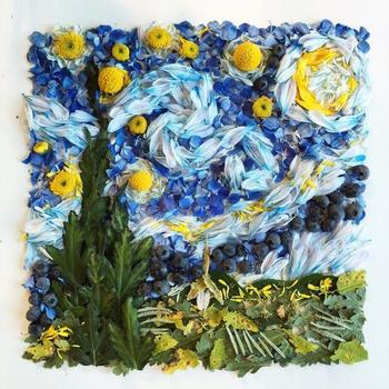 """""""Цветочные композиции"""" от Бриджет Бет Коллинз"""