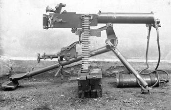 «Максимы» для Швейцарии, пулемет MG11