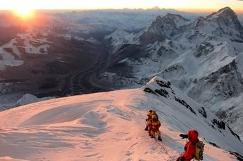 Фото прогулка: Покорение Эвереста