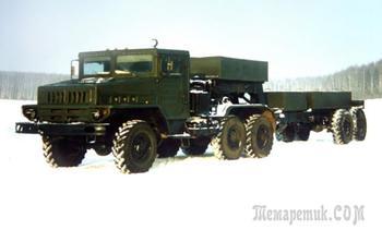 Секретный советский приоритет: активные военные автопоезда