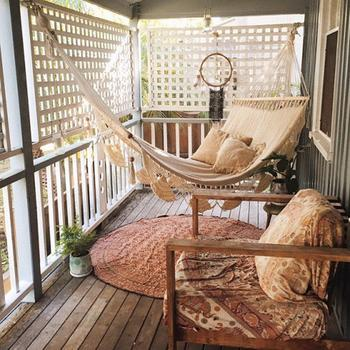 Идеи декора балкона