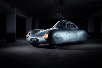Личный автомобиль Фердинанда или самый старый выживший Porsche