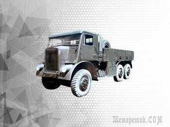 Skoda, Praga и Tatra времен Второй мировой: неизвестные военные машины из Чехословакии
