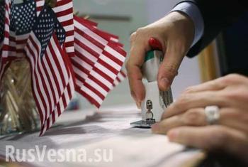 Посольство США предлагает россиянам оформлять американские визы на Украине и в Грузии