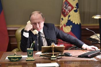 «Дадим России оборудование»: Путин обсудил пандемию с Трампом