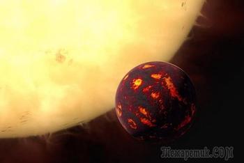 Самые удивительные из обнаруженных экзопланет