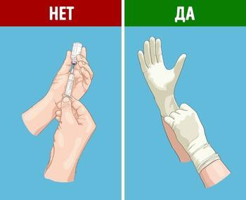 Как правильно сделать укол, если вы и шприц в руках не держали