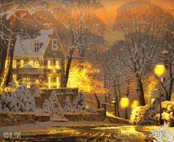 Про зиму и про кошек (Стих)