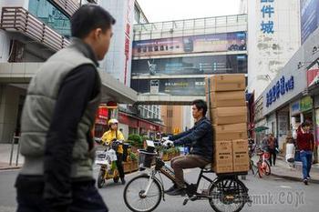 Китай обвинили в масштабном воровстве