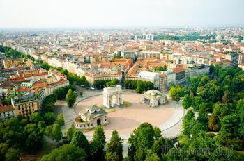 Милан-столица Северной Италии