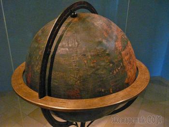 Кто создал первый глобус?