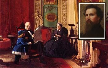В чём секрет картин Истмена Джонсона, которого современники называли «американский Рембрандт»