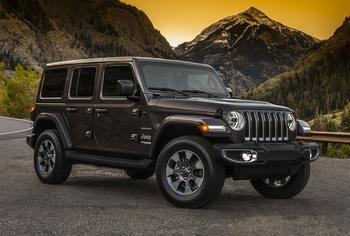 Jeep Wrangler 2018 – 4 поколение американской легенды