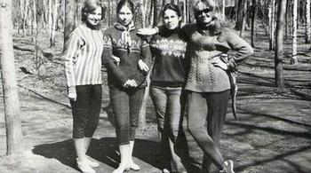 Как одевалась советская молодежь?
