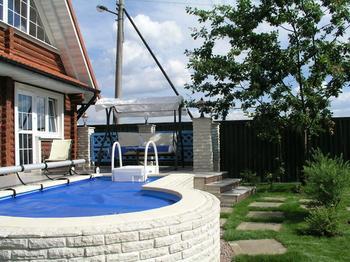 79 способов найти место бассейну на шести сотках?
