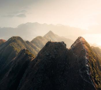 Захватывающие дрон-фотографии, демонстрирующие красоту нашей планеты