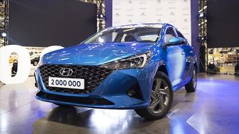 Новый Hyundai Solaris 2020: цены и комплектации