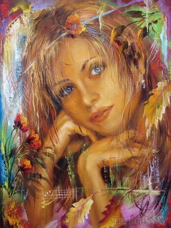 Макшаи Янош - венгерский художник и его притягательнве образы