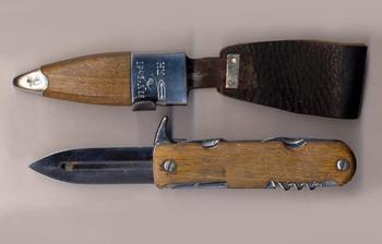 «Швейцарский» нож, сделанный в СССР