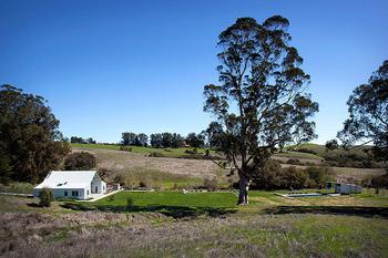 Современное ранчо в Калифорнии