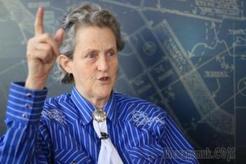 Как женщина-аутист изобрела «обнимательную» машинку и стала профессором