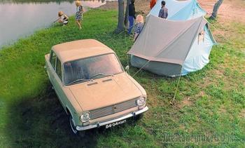 В вояж на Запорожце: как и на чем ездили в отпуск автомобилисты СССР