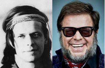 Как изменились звезды русского рока