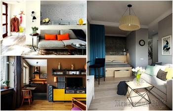 Пора что-то менять: 13 идей, как превратить тесную хрущевку в роскошные апартаменты