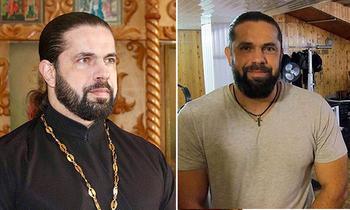 Максим Пастухов – настоятель храма и бодибилдер в одном лице