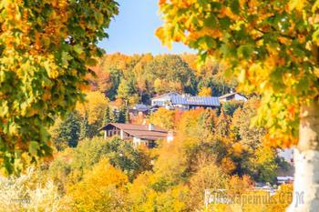 Осень в Баварии. г.Deggendorf.