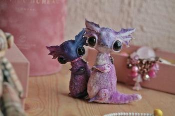 Новые существа от Анны Назаренко