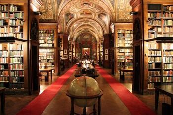 Удивительные библиотеки