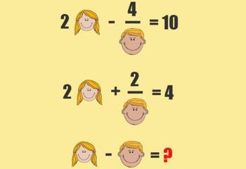 Простая математическая задача, которая поставит многих в тупик