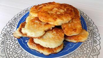 Ленивые пирожки с куриным фаршем и рисом
