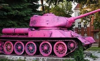Жители польского городка спасли памятник советским воинам-освободителям