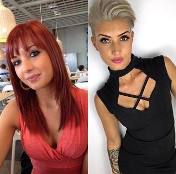 25 людей до и после стрижки, которые явно преобразила другая длина волос