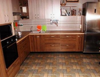 Кухня: как писатель сделал всю кухонную мебель