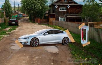 Переплачивай и страдай: почему электромобили в России никому не нужны